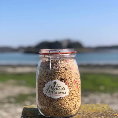 Tutti Frutti Gluten Free Granola & Kiln Jar