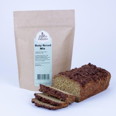 Delicious Gluten Free Oaty Bread Mix