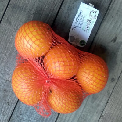 Oranges (Spain) 1Kg