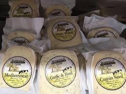 Mossfield Mediterranean Cheese 180G