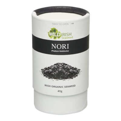 Nori (Sleabhancán )Seaweed Sprinkles 40G  Co. An Chlár
