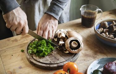Portabello Mushrooms(Ireland)