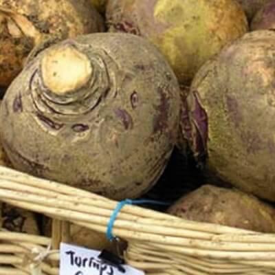 Turnip (Swede)1Pc Ireland (Min 500G)