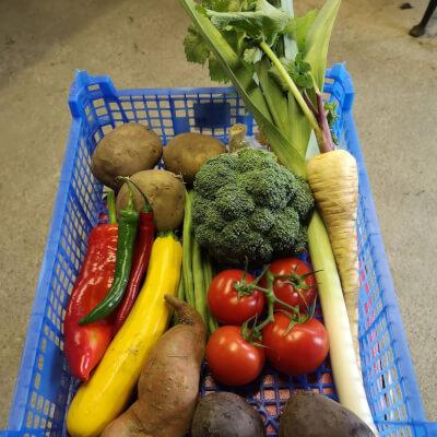 Organic Vegetable Box €15
