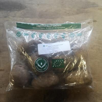 Organic Irish Potatoes