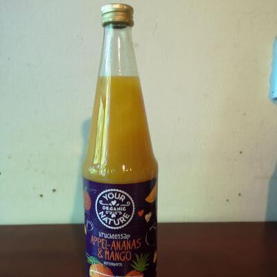 Organic Apple, Mango & Pineapple Juice