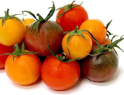 Organic Mixed Tomatoes