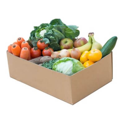 Organic Fruit And Veg Box €30
