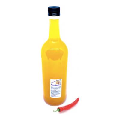 Kombucha Cayenne