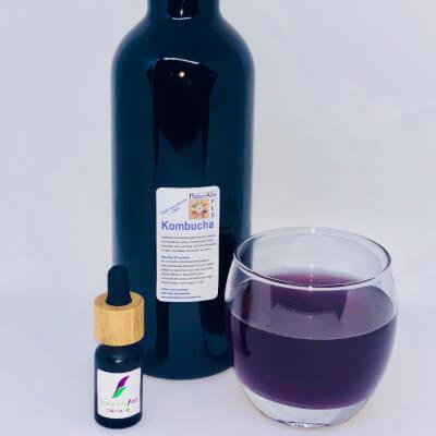 Kombucha Violet Cannabucha