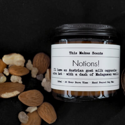Notions 120Ml Candle