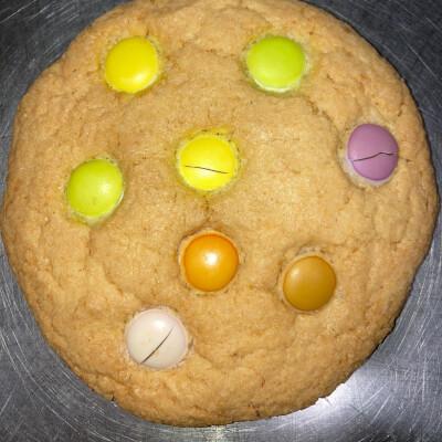 Gluten Free Giant Cookie Smarties