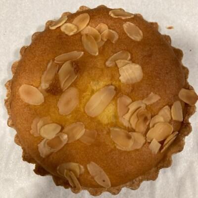 Gluten Free Bakewell Tartlet
