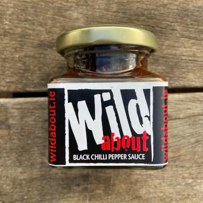 Black Chilli Pepper Sauce