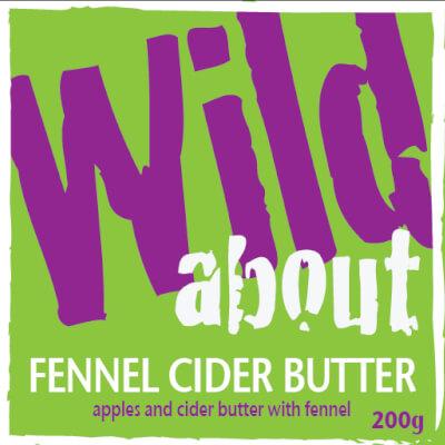 Fennel Cider Butter