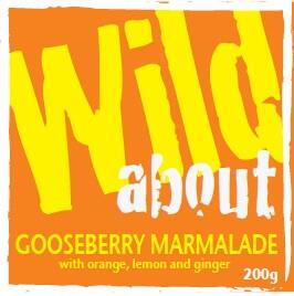 Gooseberry Marmalade