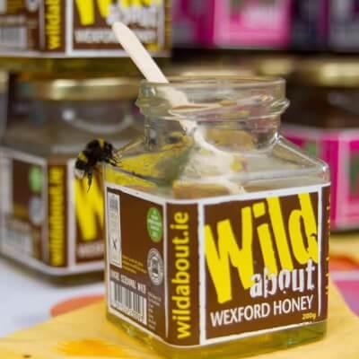Raw Wexford Honey (Ballycanew)