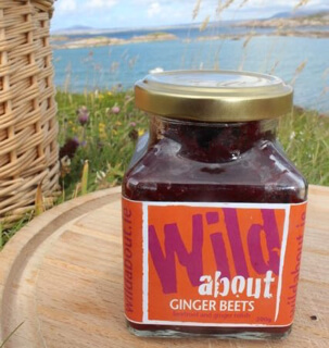 Ginger Beets Relish