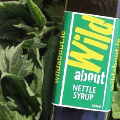Nettle Syrup