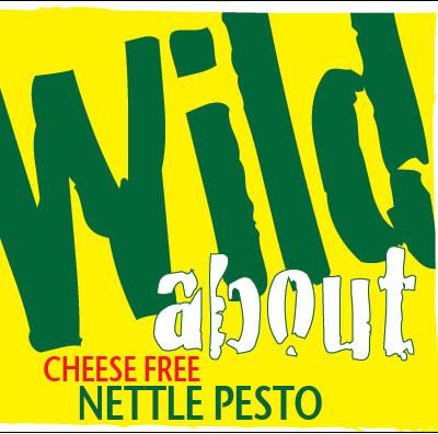 Dairy Free Raw Nettle Pesto