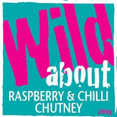 Raspberry Chilli Chutney
