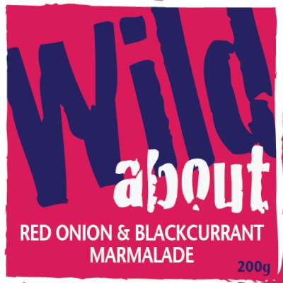 Red Onion & Blackcurrant Marmalade