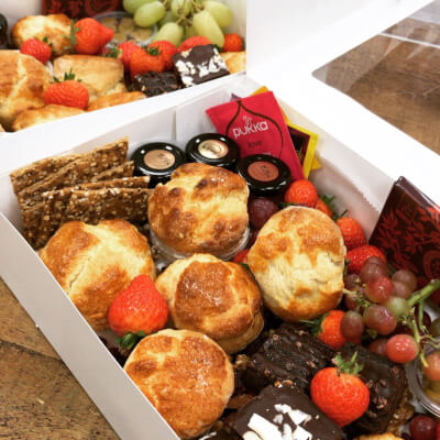 Afternoon Tea Grazing Box