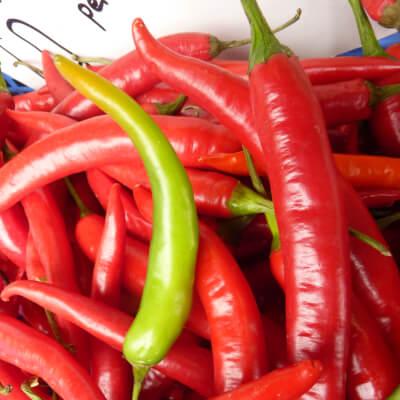 Organic Chilli Red