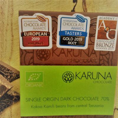Chocolate Bar/Dark Tanzania