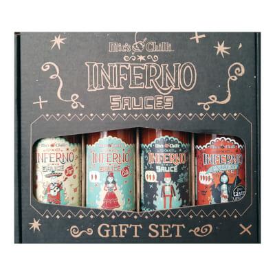 Inferno Gift Set