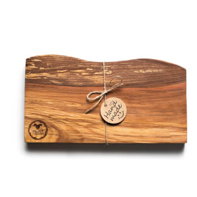 Irish Hand Crafted Wooden Cheese Board
