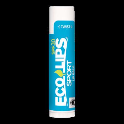 Eco Lips Spf 30 Sport Lip Balm (Vanilla Flavour)