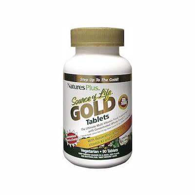 Nature's Plus Source Of Life Gold Tablets