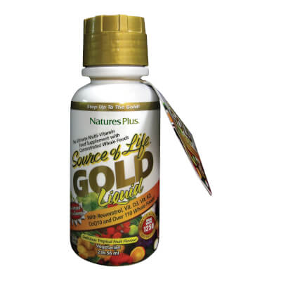 Nature's Plus Source Of Life Gold Liquid 236Ml