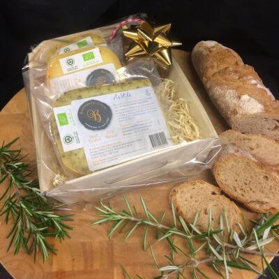 Ballinrostig Organic Cheese Hamper