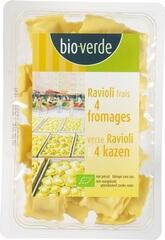 Organic Fresh 4 Cheese Ravioli