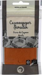 Organic Cayenne Pepper Spices