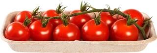 Organic Cherry Vine Tomatoes