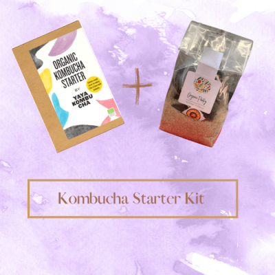 Org Komboucha Starter Kit