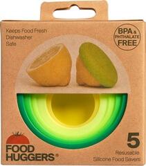 5 Pc Reusable Food Savers