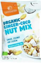 Organic Ginger Coconut Cashew Mix