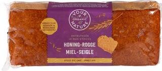 Organic Gingerbread Honey-Rye