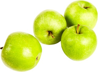 Organic Green Apples
