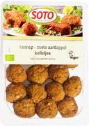 Org Hemp Sweet Potato Balls