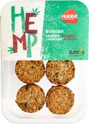 Hemp Burger With Seaweed