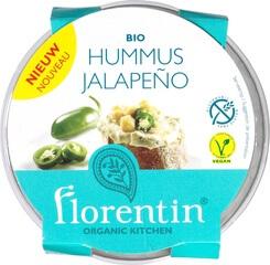 Organic Jalapeno Hummus (New)