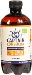 Captain Komboucha Ginger & Lemon