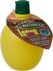Organic Squeezy Lemon Plus