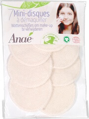 Mini Cotton Facial Cleansing Pads (New)