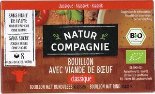 Organic Beef Bouillon Stock Cubes